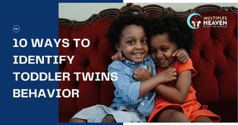 10 Ways to Identify Toddler Twins Behavior