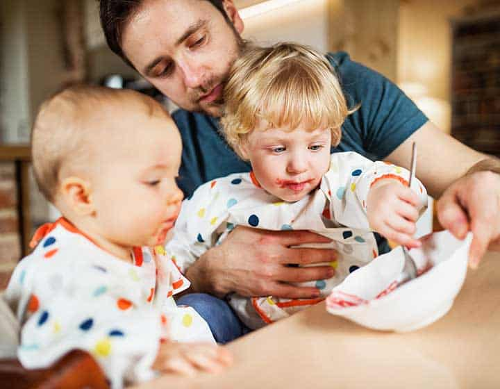 Is It Safe to Introduce Baby-Led Weaning to Twins?